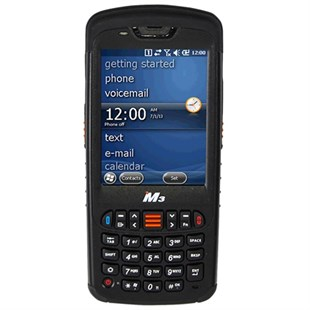 M3 MOBILE BK100N BLACK CE 2D